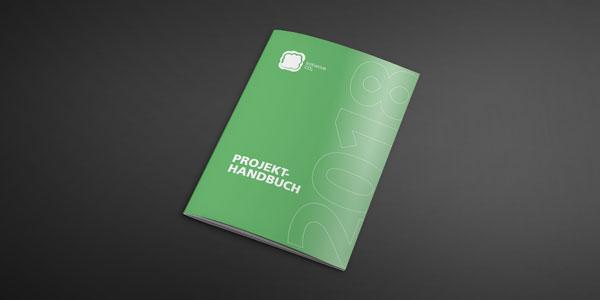 Das veue Projekthandbuch 2018 ist da!