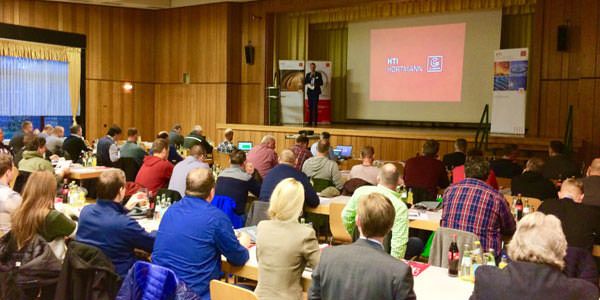 Voller Erfolg – Tiefbau Symposium