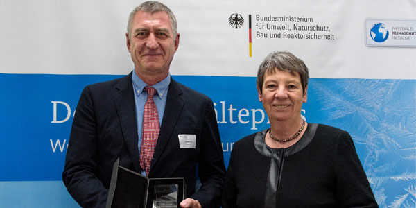 Kältepreis für Initiative-Partner