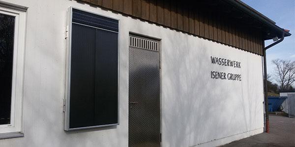 Isener Gruppe setzt auf Luftkollektor