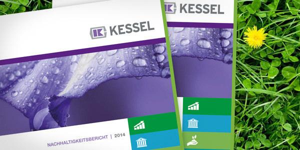 Nachhaltigkeitsbericht der KESSEL AG