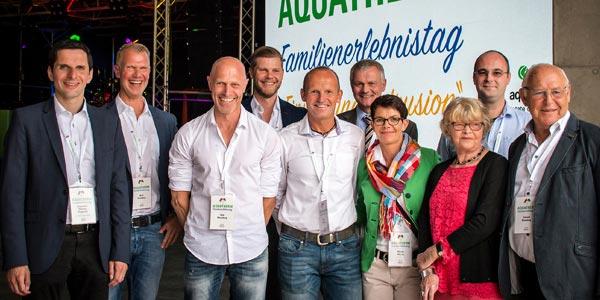 aquatherm weiht neues Fertigungsgebäude ein
